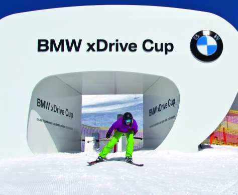 BMW Race Moutain