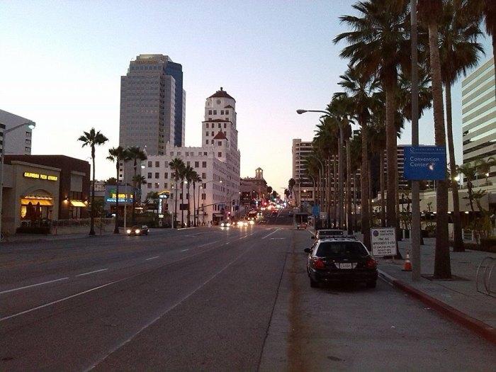 Long Beach LA