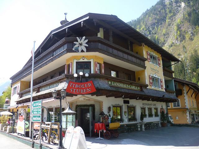 Tiroler Stuben  Mayrhofen