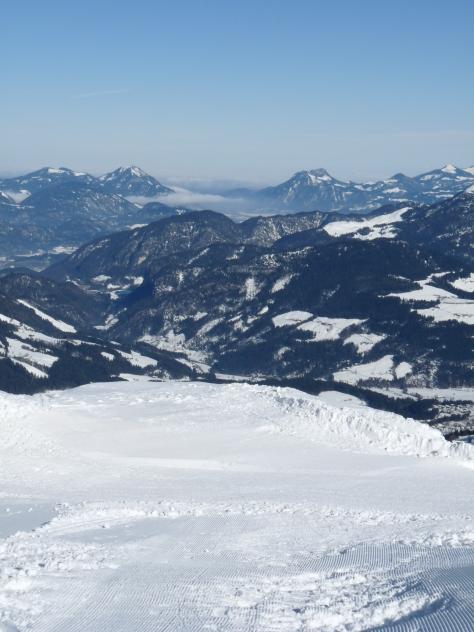 Soll Austria Ski Snow Panorama