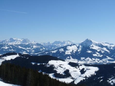 Soll Austria Ski Snow Panorma