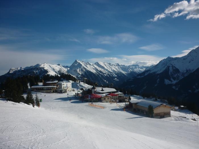 Penkenbahn Mayrhofen Mountain Staion