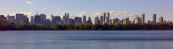 Central Park Sky line