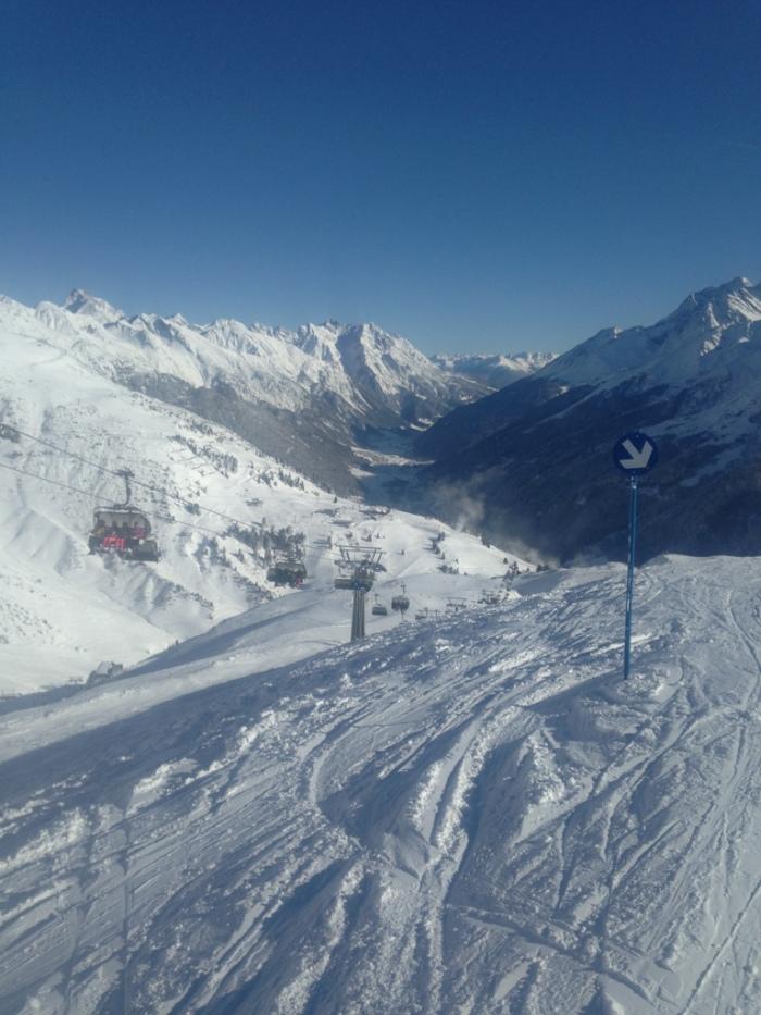 Ski Valley Austria St.Anton