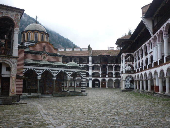 Monastery Bulgaria