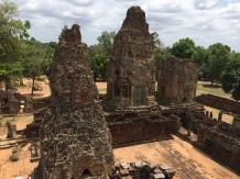 Brown to Orange Sands On A Warm Day Siem Reap