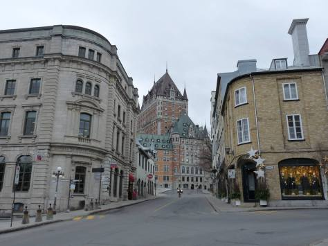 Quebec City Road