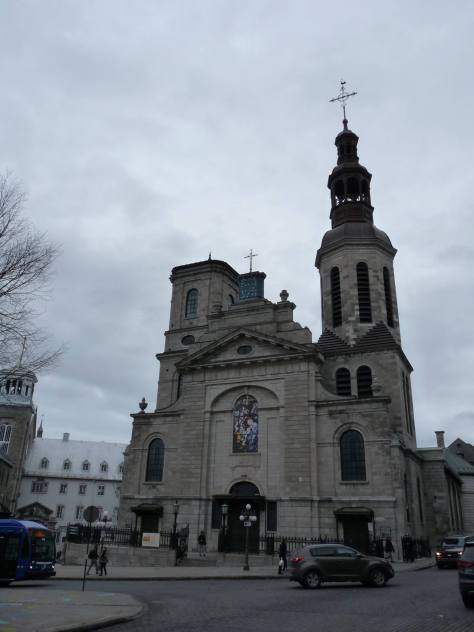Church Quebec City