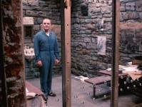 Anthony Hopkins Silence Of The Lambs Cell Scene